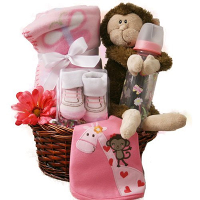 Qoo10 Design It Yourself Gifts Baskets Monkey Business Baby