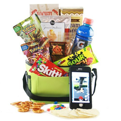 Qoo10 Design It Yourself Gifts Baskets Pokemon Go Survival Kit