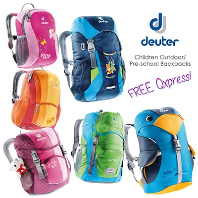 76f0ca58e619 DEUTER Casual Backpacks for Kids Children For age 3 and up! (Junior Gogo XS