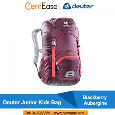 Qoo10 - Deuter Junior Kids Bag- Blackberry Aubergine   Kids Fashion 1a780e98c8cb7