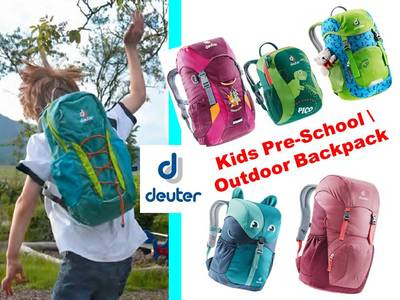 d815ba422121 Deuter JUNIOR KIDS PICO GOGO XS KIKKI SCHMUSEBAR WALDFUCHS Pre-School  backpack bag
