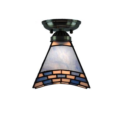 DFNX DD - 27 E27 Base Nordic Glass Lamp Shade Flush Mount Ceiling Light for  Living Room