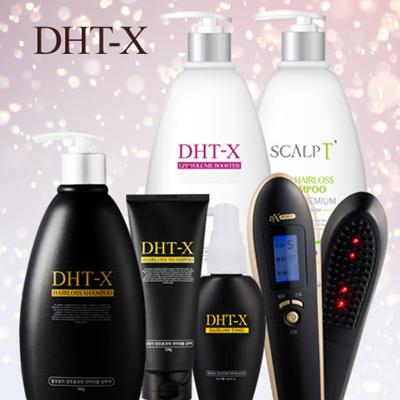 DHT-X hair loss preventing shampoo