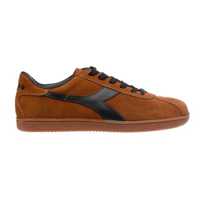 579134c1e8 Qoo10 -  Diadora  TOKYO (172302) Golden Brown Sneakers   Shoes