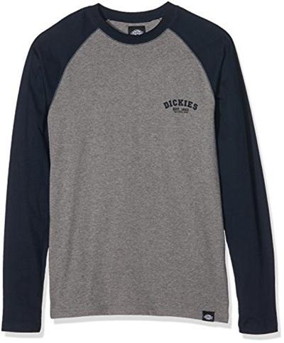 [direct from Germany]Dickies Herren Langarmshirt Streetwear Male T-Shirt  Baseball