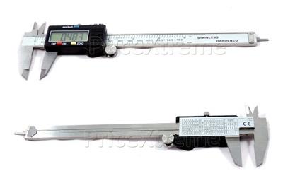 Digital 150mm Metal 4-way Caliper