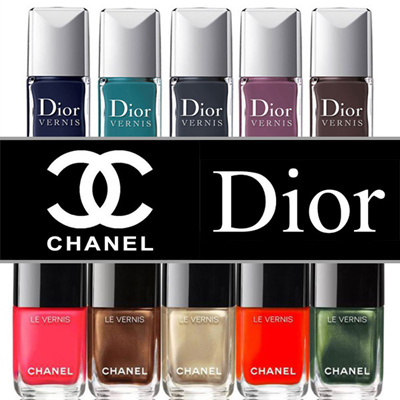 Qoo10 - SOLD OUT Authentic CHANEL DIOR Vernis Nail Polish OPI ...