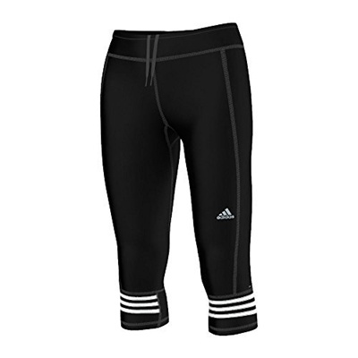 Direct from Germany - adidas Damen Laufhose Response 3/4 Tights
