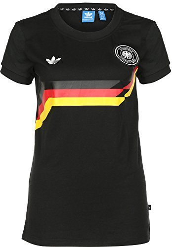 classic style wholesale sales official Direct from Germany - adidas Germany Retro T-Shirt Damen