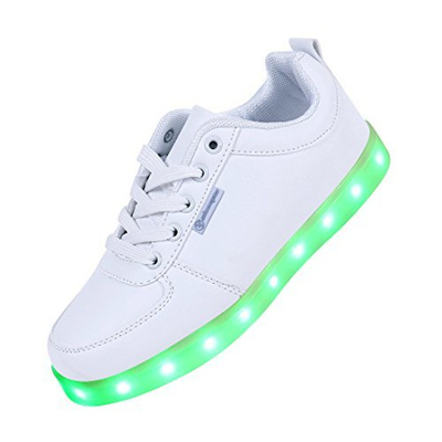 quality design 19af7 33f89 Direct from Germany - Angin-Tech LED Schuhe 7 Farbe USB Aufladen LED  Leuchtend Sport Schuhe Sportschuhe LED Sneaker Tur...