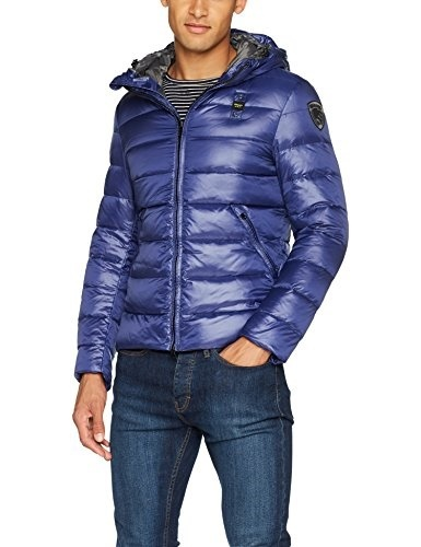 [direct from Germany]Blauer USA Herren Jacke Imbottito Piuma