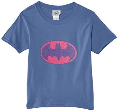 4608e64c Qoo10 - Direct from Germany - DC Batman comics girl T-Shirt colour logo 4,  pl... : Kids Fashion