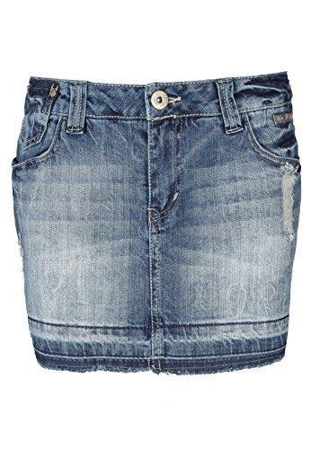 info for 14000 37d9f Direct from Germany - Fresh Made Damen Jeansrock mini | Jeans Minirock aus  hochwertigem Denim