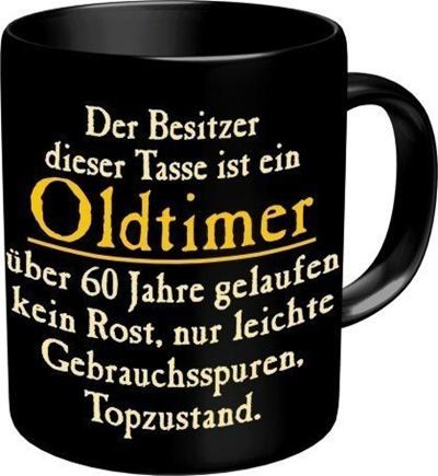 Qoo10 Direct From Germany Fun Tasse Mit Spruch Oldtimer Zum 60