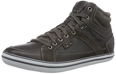 nueva estilos c5418 e49c7 Direct from Germany - Geox U BOX E Herren Hohe Sneakers-U44R3E0