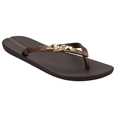size 40 5185e 0a4e9 Direct from Germany - Ipanema Damen-Flip Flops Jewel II, braun