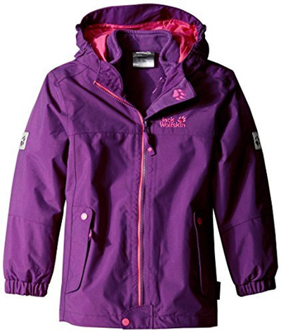 sale retailer 0a162 c4fac Direct from Germany - Jack Wolfskin Mädchen 3-in-1 Jacke Iceland Jacket