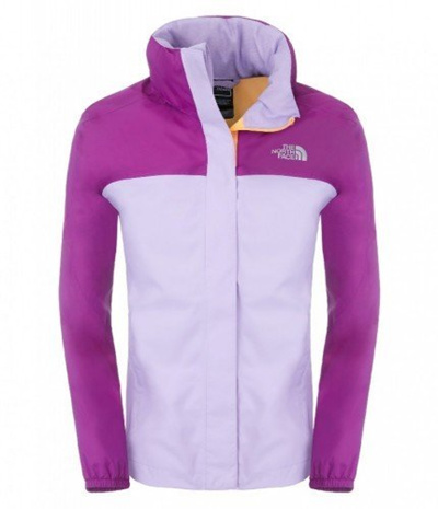 best service 99dcd 28766 Direct from Germany - Kinder Jacke The North Face Resolve Reflective Jacket  Girls