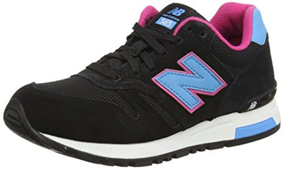 newest 5f767 4029c Direct from Germany - New Balance WL565 B Damen Sneakers