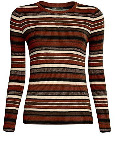 premium selection ac26c f39ae Direct from Germany - oodji Ultra Damen Pullover Gestreift mit Lurex