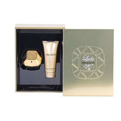Direct from Germany - Paco Rabanne Lady million 80 ml EDP spray / 100 ml sensual