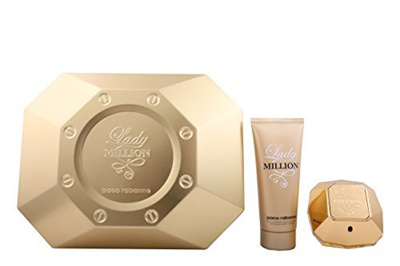 Qoo10 Direct From Germany Paco Rabanne Lady Million Set Femme