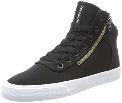 95d4a38a8d97 Qoo10 - Direct from Germany - Supra CUTTLER Damen Hohe Sneakers   Shoes