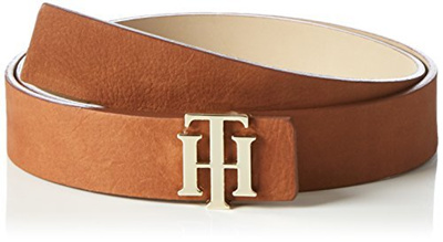 4246f2f8827bc6 Direct from Germany - Tommy Hilfiger Damen Gürtel Th Monogram Belt  3.0-AW0AW04032