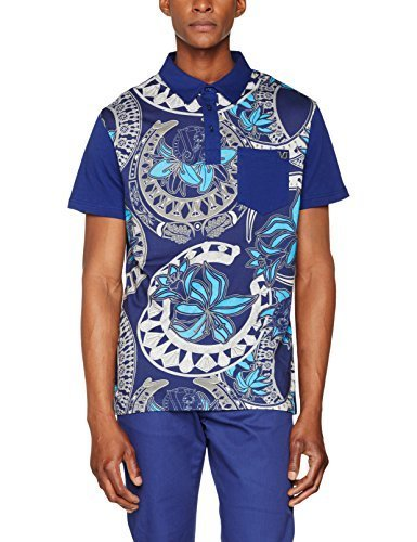 qoo10 direct from germany versace jeans herren t shirt eb3gpb7 blu blu men s clothing. Black Bedroom Furniture Sets. Home Design Ideas