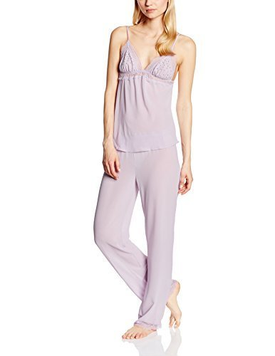 san francisco 70182 03846 Direct from Germany - Women secret Damen Pyjama Set El Strs Lng Pj O2 Fr