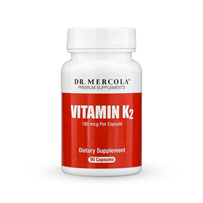 ◆Direct from USA◆ Dr  Mercola Vitamin K2 Supplement - 90 Capsules – Support  Cardiovascular and Bone