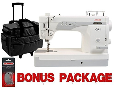 Qoo10 - [Direct from USA] Janome 1600P-QC Sewing/Quilting Machine ...