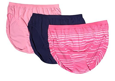 lower price with entire collection how to orders ◆Direct from USA◆ Jockey Women s Underwear Comfies Microfiber French Cut -  3 Pack