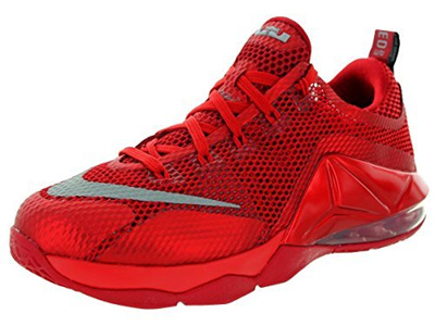huge discount 9a976 55c54 Qoo10 - ◇Direct from USA◇ Nike Kids Lebron XII Low (GS) Basketball Shoe    Sports Equipment