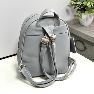Qoo10 - discount Hot Sale Cat Printing Backpack PU Leather Mini Backpacks  Wome...   Bag   Wallet 86a840e8698ac