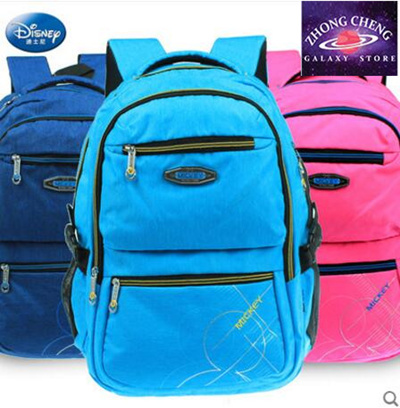 Disney Book Bag 4 5 6 Grade Junior High School Leisure Travel Shoulder