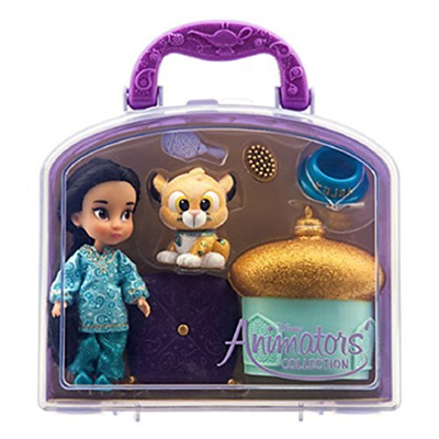 Qoo10 - (Disney) Disney - Disney Animators Collection Jasmine Mini Doll  Play ...   Toys 78d0e6e4cda6e