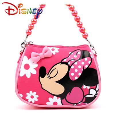 165d3c330a Disney Minnie Chu Cross Bag Kids Child Baby Multi Clutch Cross Body Shoulder  Messenger Bag