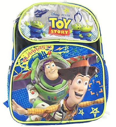 99a6b4fd8c6 (Disney) Disney Pixar Toy Story 12 Toddler Boys Girls School Backpack-07846