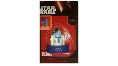 DisneyDisney Star Wars 3D Puzzle Eraser- The Collection