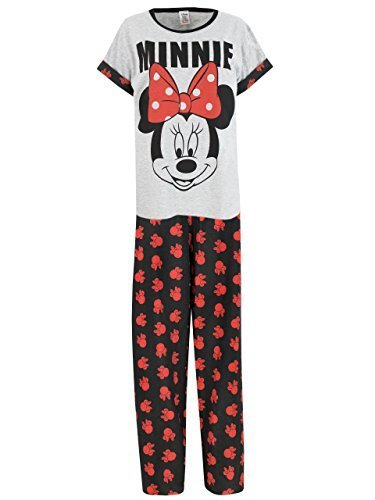 ed98e7ef81 Qoo10 - Disney Minnie Mouse Womens Minnie Mouse Pajamas Size X-Large    Fashion Accessories