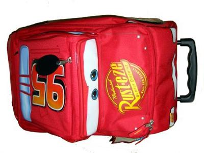 Qoo10 - Disney Pixar Cars Large Rolling Luggage   Women s Clothing c03d3d71d