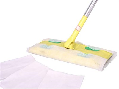 Qoo10 Disposable 20pcs Sheets Floor Cleaning Wet Wipe