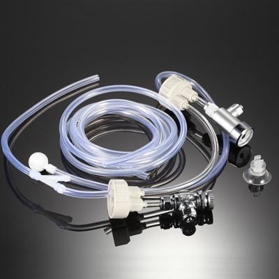 Co2 Equipment Co2 Generator System For Aquarium Diy Kit Air Pressure Flow Adjustment Fish Plan