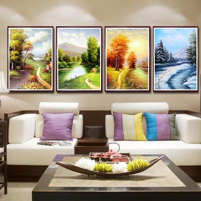 DIY Full Drill Diamond Painting ☆ Decoration Living Room Decoration Home  Wedding Home Decoration