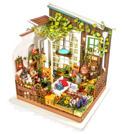 Qoo10 Miniature Doll House Toys