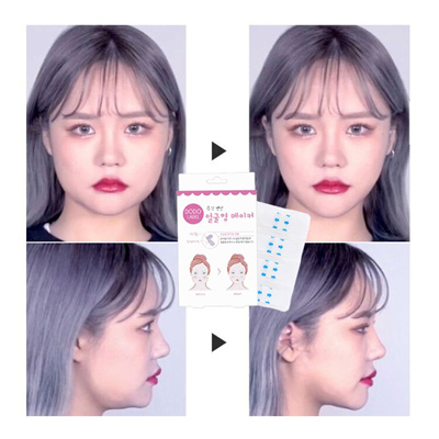 24a20f89049c DODO Label Face Lifting Tape INSTANT V-LINE FACE LIFTING STICKERS 40  stickers FREE DELIVERY!