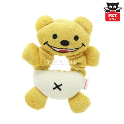 DoggyMan Dog Toy Captain Bear - DGM85497