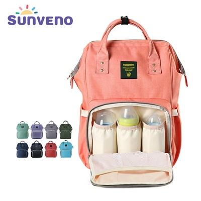 Qoo10 Dokoclub Sunveno Diaper Bag Mummy Maternity Nappy