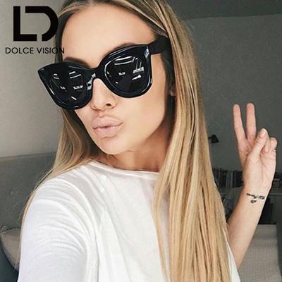 45cedcece2 Qoo10 - DOLCE VISION Ladies Fashion Sunglasses Women Square Cat Eye Sun  Glasse...   Fashion Accessor.